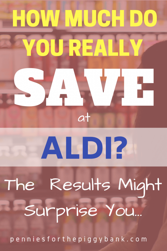 How Much Do You Really Save at Aldi? The Results May Surprise You...