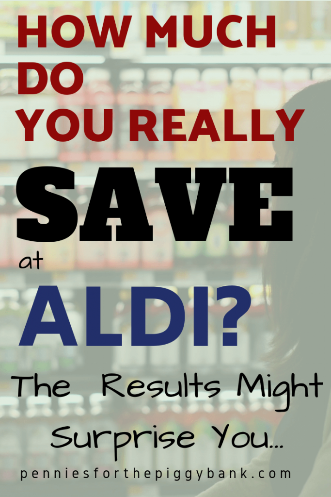 How Much Do You Really Save at Aldi? The Results Might Surprise You