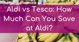 Aldi vs Tesco: How Much Can You Save at Aldi Post Image