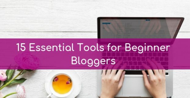 15 Essential Tools for Beginner Bloggers Feature