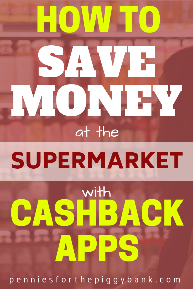 How to Save Money at the Supermarket with Cashback Apps. Are you looking for ways to save money at the supermarket on your weekly food shop? In this post you'll discover 5 Free apps that give you cashback on your everyday grocery spending. You can even get Freebies with these handy cashback apps!