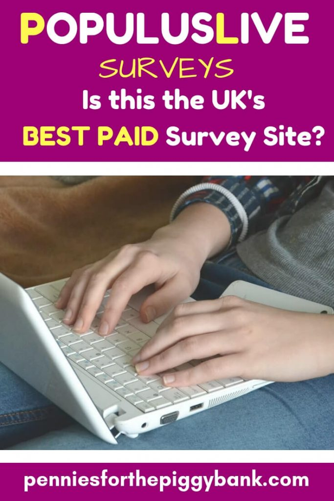 PopulusLive Surveys Review_ Is this the UK's Best Paid Survey Site