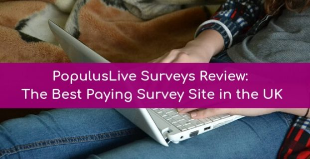 PopulusLive Surveys Review_ The Best Paying Survey Site in the UK Feature