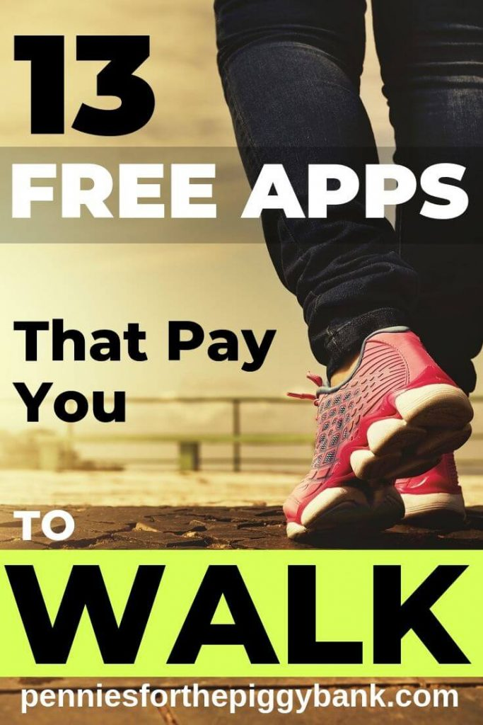 13 Free Apps That Pay You to Walk