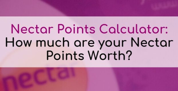 Nectar Points Calculator_ How Much are Your Nectar Points Worth