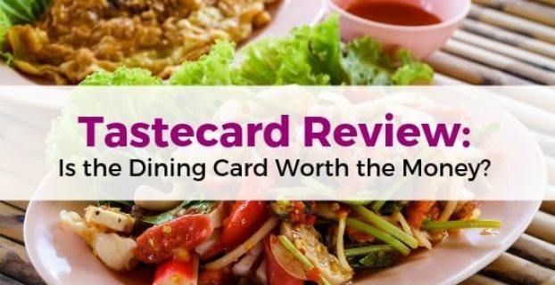 Tastecard Review: Is the Dining Card Worth the Money?