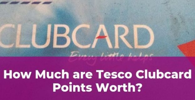How Much are Tesco Clubcard Points Worth