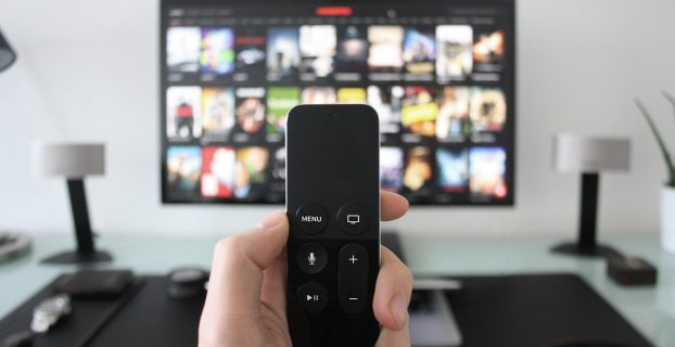 TV and Remote Control Feature Image
