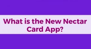 What is the New Nectar Card App