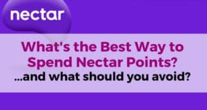 What's the Best Way to Spend Nectar Points and Get the Most Value from Them